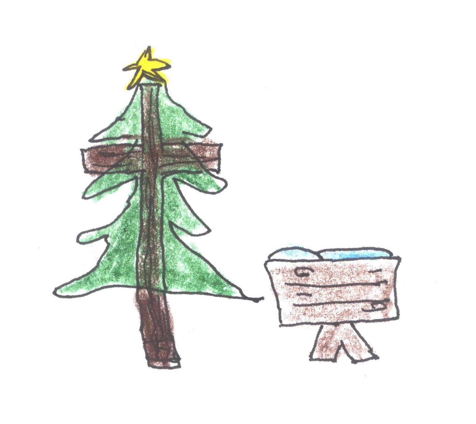 """""""O Christmas Tree; O Christmas Tree"""""""
